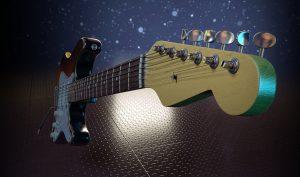 Corso di base di chitarra elettrica